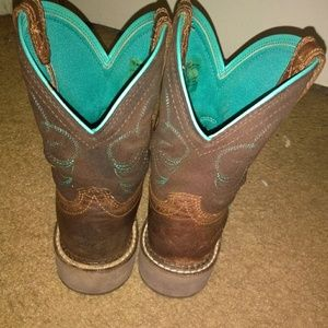 Ariat Shoes - Heritage dapper western boots